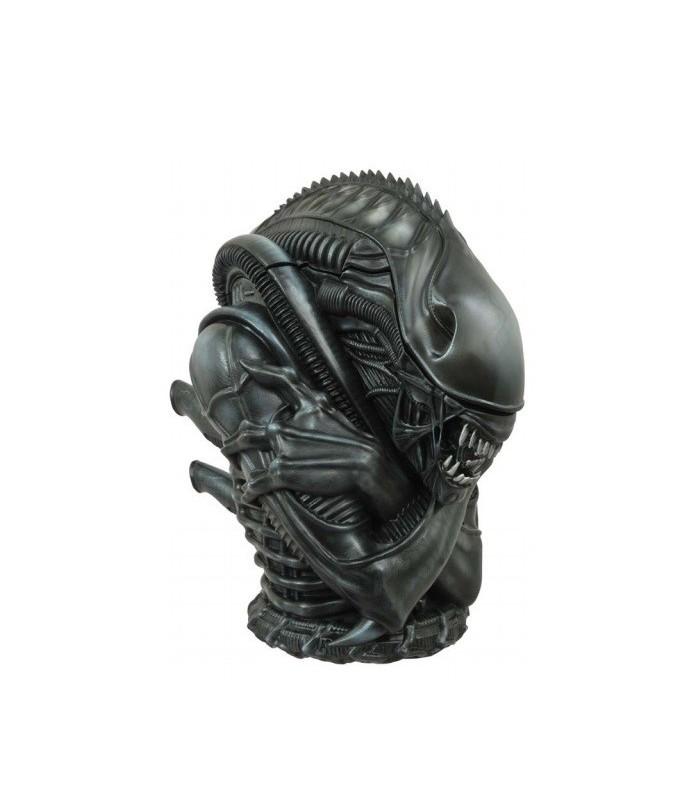 Bote para galletas alien warrior - Alien