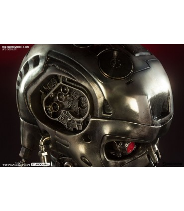 Busto Terminator T-800 escala 1/1 - Terminator