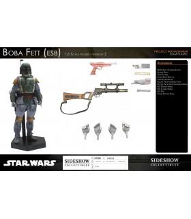 Figura Boba Fett Scum & Villainy escala 1/6 - Star Wars