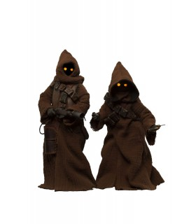 Set de figuras Jawa escala 1/6 - Star Wars