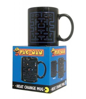 Taza sensible al calor - Pac-Man
