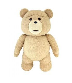 Peluche Ted con Voz en Inglés Réplica Tamaño 60 cm