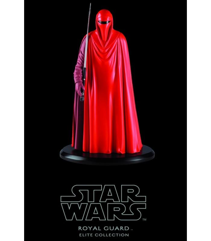Estatua Guardia Carmesí Elite Collection - Star Wars