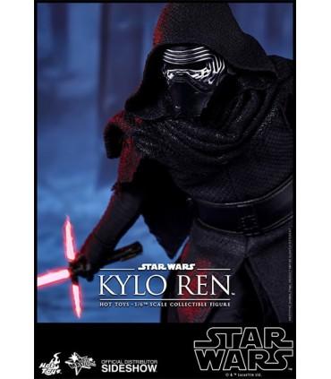 figura kylo ren escala 1/6 movie masterpiece - star wars ep. vii