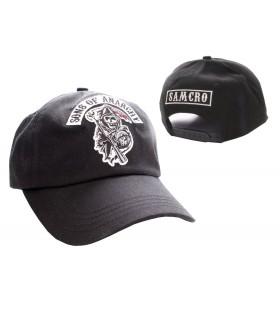 Gorra de Béisbol Dead Logo - Hijos de la anarquía