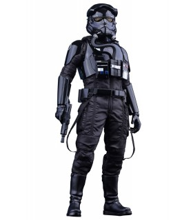 Figura piloto Tie de la Primera Orden escala 1/6 Movie Masterpiece - Star Wars Ep. VII