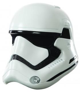 Máscara de vinilo stormtrooper Primera Orden - Star Wars Ep. VII