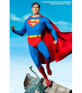Estatua Superman Premium Format Cristopher Reeve - Superman