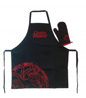 Delantal de cocina Targaryen - Juego de Tronos