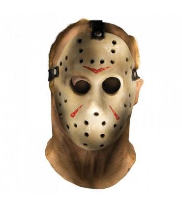 Máscara de látex Jason Vorhees - Viernes 13