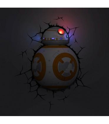 Lámpara de ambiente BB-8 - Star Wars Ep VII.