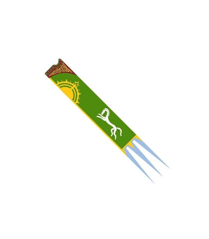 Bandera Estandarte de Eomer - El Señor de Los Anillos