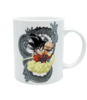 Taza Goku y Shenron - Dragon Ball