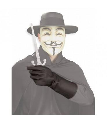 Guantes V de Vendetta (Par)