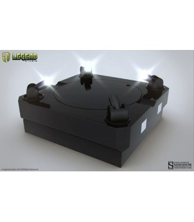 Disco rotativo con iluminación para figuras - Master Light Revolving