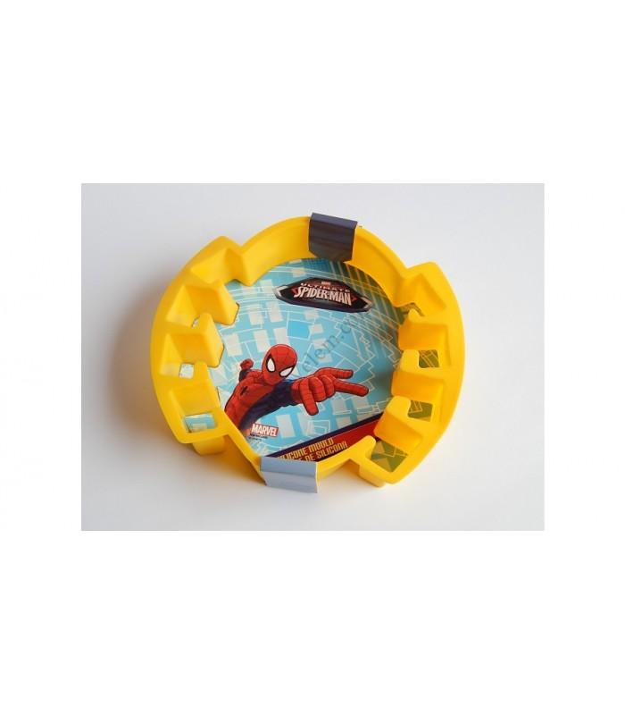 Molde de silicona de araña - Spider-Man