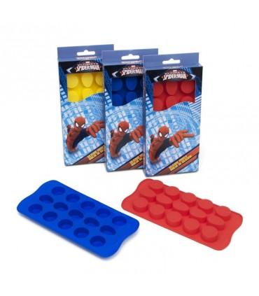Molde para bombones de silicona - Spider-Man