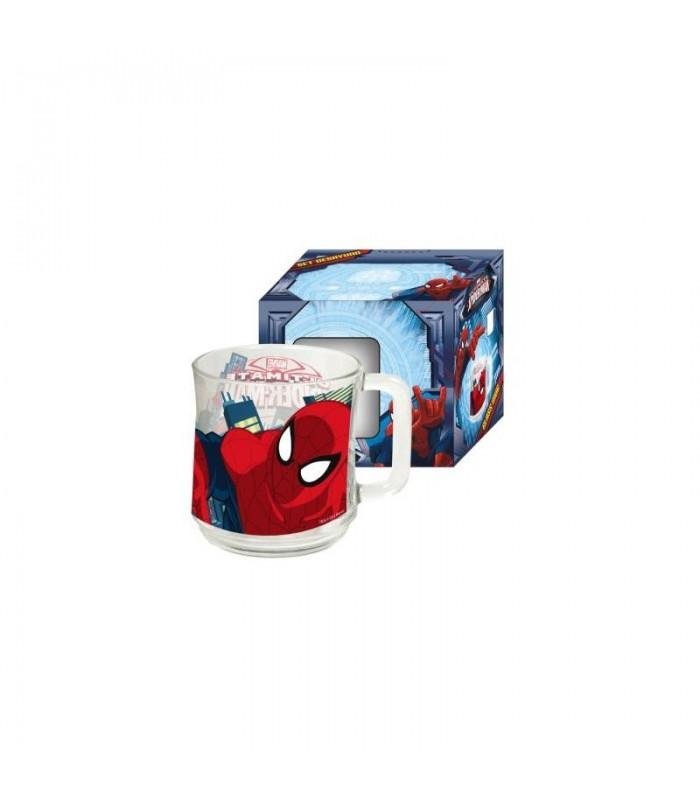 Taza con asa de cristal - Spider-Man