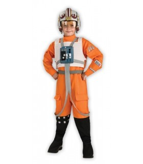 Disfraz niño Pilot X-wing - Star Wars