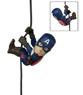 Mini figura Scalers - Capitán América