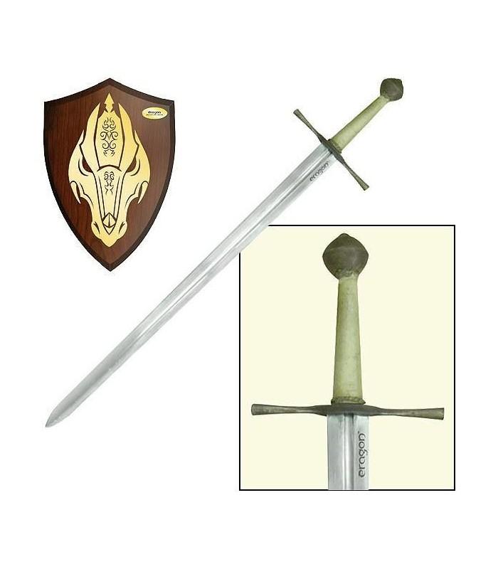 Espada de Brom, escala 1:1