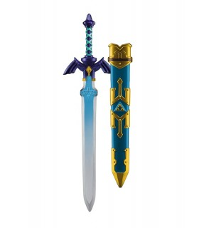 Legend of Zelda Skyward Sword Réplica Plástico Link´s Master Sword 66 cm