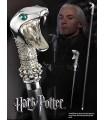 Varita + Bastón de Lucius Malfoy (Varita Oculta) - Harry Potter