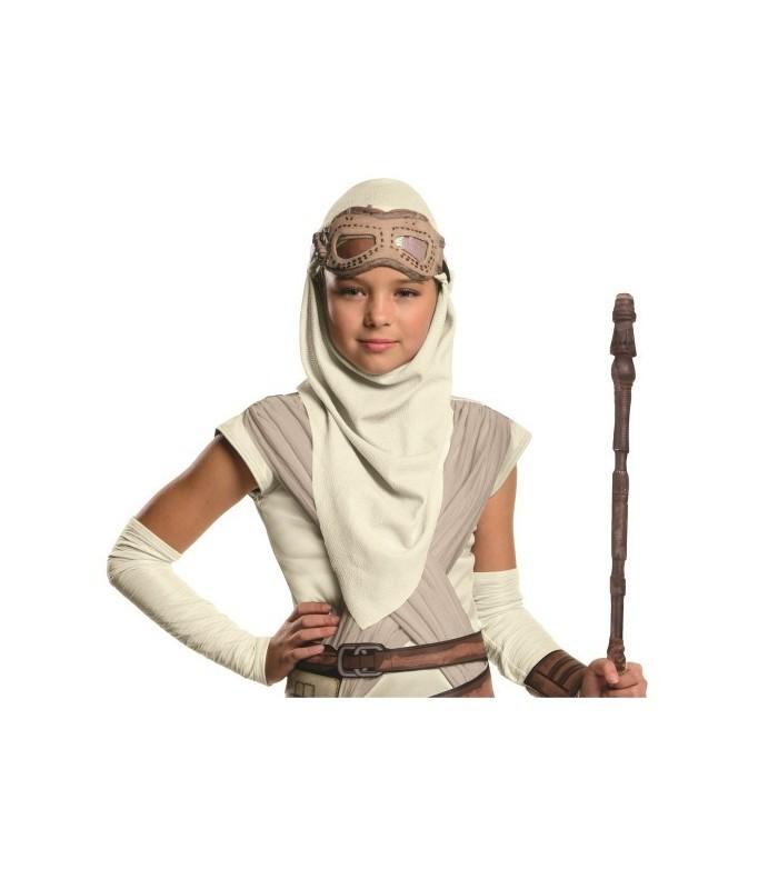 21de6f3e1bc Disfraz infantil Rey Deluxe - Star Wars Ep. VII