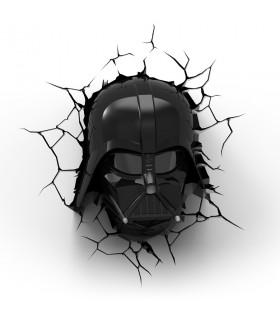 Lámpara Darth Vader 3D - Star Wars