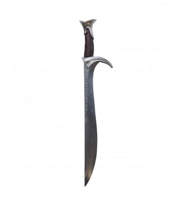 Mini espada de de Thorin Escudo de Roble - El Hobbit