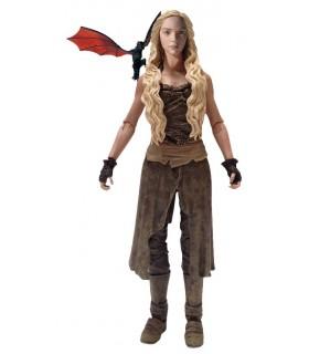 Figura Daenerys con Drogon 15 cm Legacy Collection - Juego de Tronos