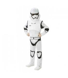 Disfraz de Stormtrooper Ep VII Deluxe para niño - Star Wars Ep. VII