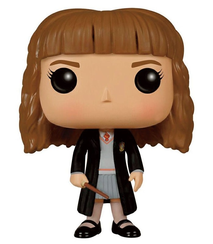 Figura Hermione Granger 10 cm Harry Potter POP!