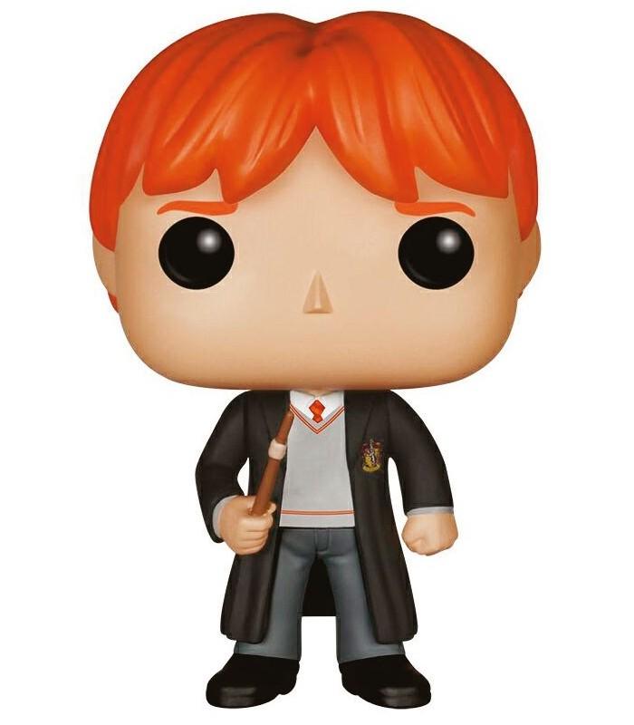 Figura Ron Weasley 10 cm Harry Potter POP!