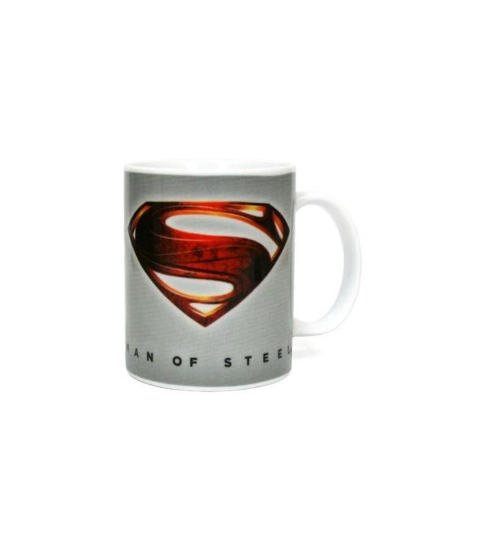 Taza logo Superman DC Comics - Man of Steel