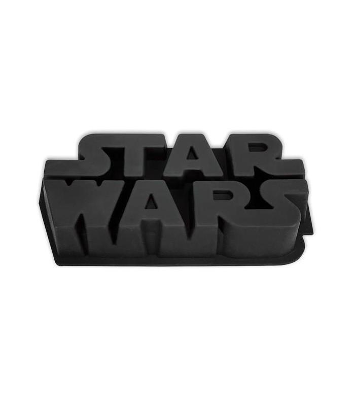 Molde de silicona logo Star Wars