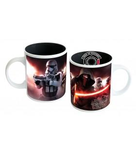 Taza Kylo Ren y Stormtrooper - Star Wars