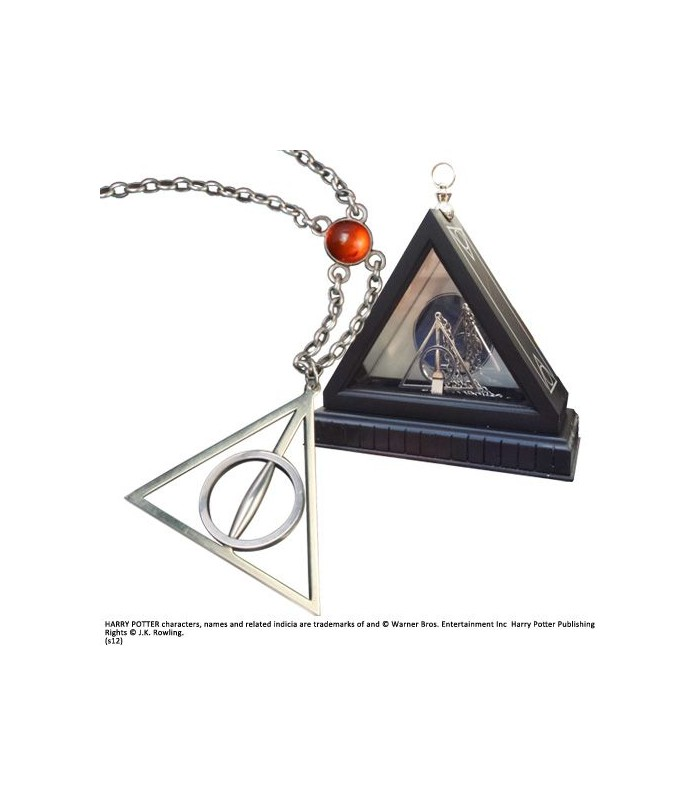 Colgante de Xenophilius Lovegood Harry Potter Reliquias Muerte