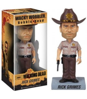 Cabezón Rick Grimes - The Walking Dead