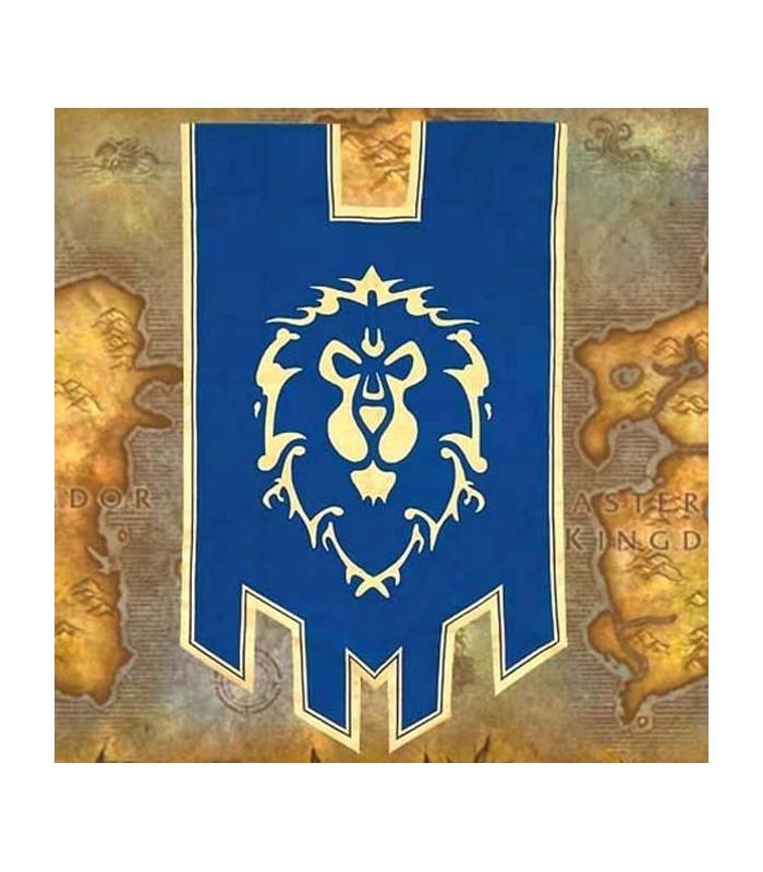 Estandarte de La Alianza - World of Warcraft
