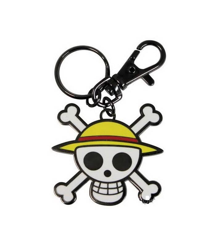 Alfombrilla para ratón Bandera de los Sombrero de Paja - One Piece