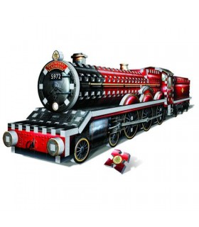Puzzle 3D Hogwarts Express - Harry Potter