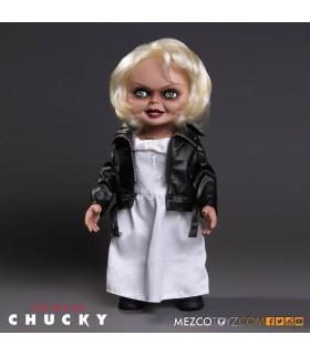 Muñeca Tiffany Novia de Chucky con sonido - La novia de chucky