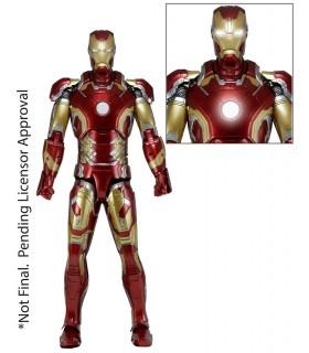 Figura Iron Man Mark XLIII 46 cm - Los Vengadores