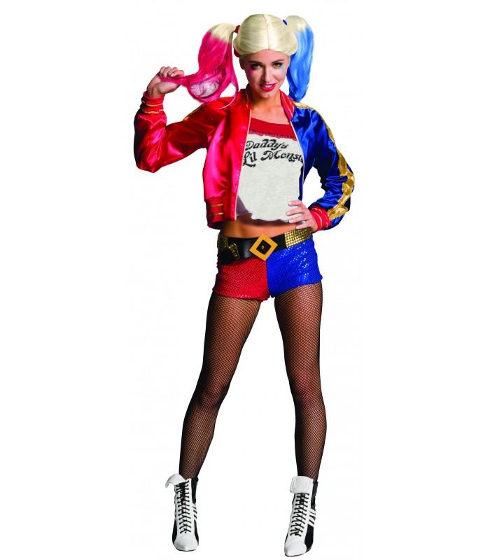 Disfraz Harley Quinn - Suicide Squad
