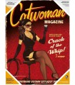Póster de vidrio Catwoman - DC Comics
