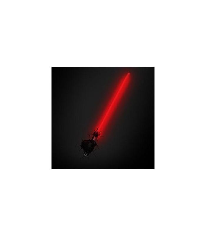 Lámpara Sable Láser Darth Vader - Star Wars