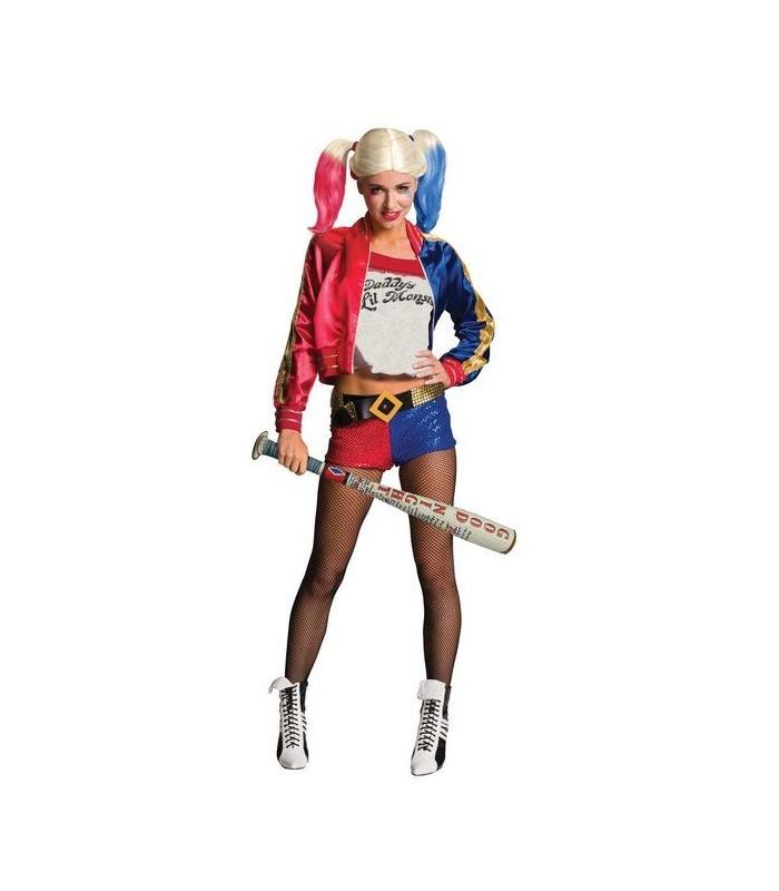 Bate de béisbol hinchable Harley Quinn - Suicide Squad