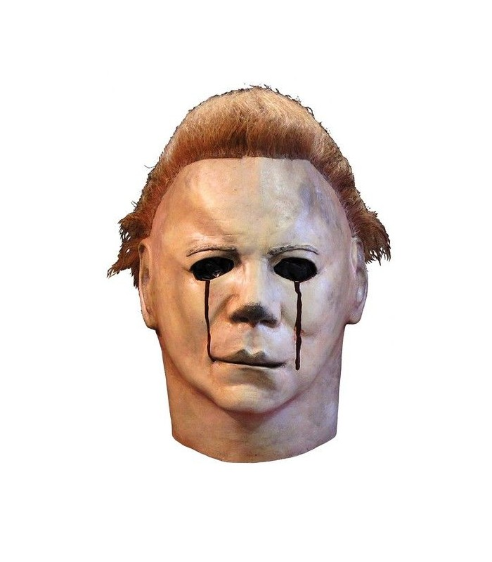 Máscara lágrimas de sangre - Halloween II